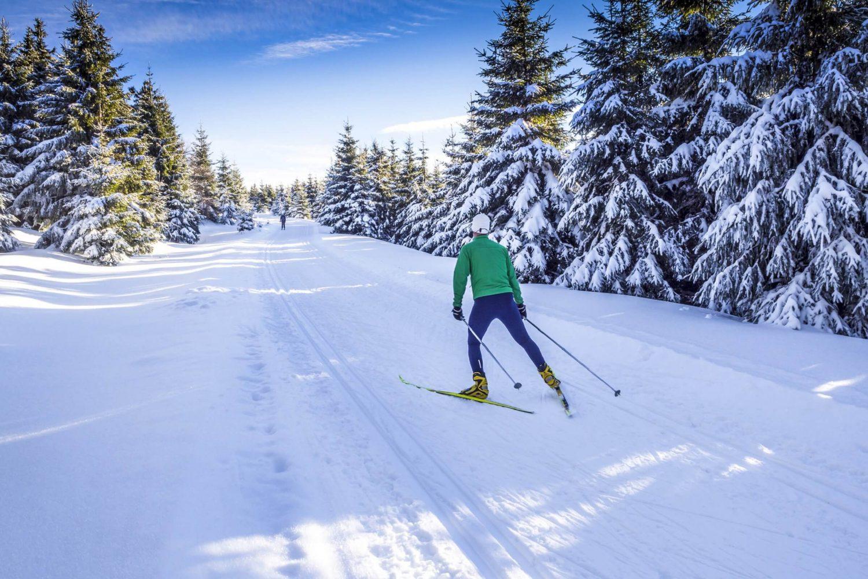Hotel Krüner Stubn Freizeit Winter Karwendel