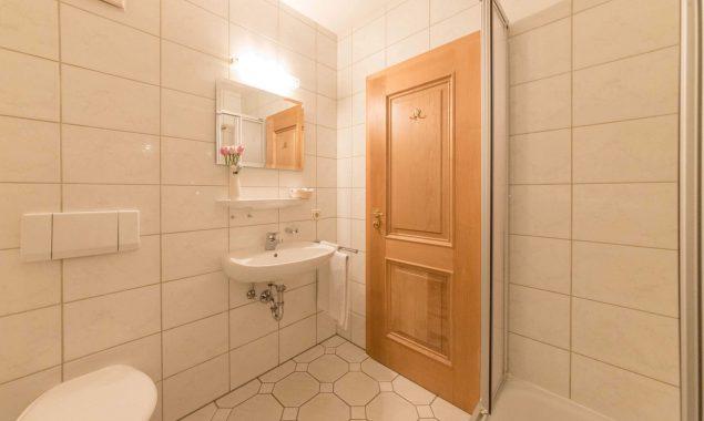 Hotel Restaurant Krüner Stubn Doppelzimmer Bad