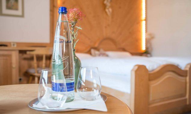 Hotel Restaurant Krüner Stubn Doppelzimmer Detail
