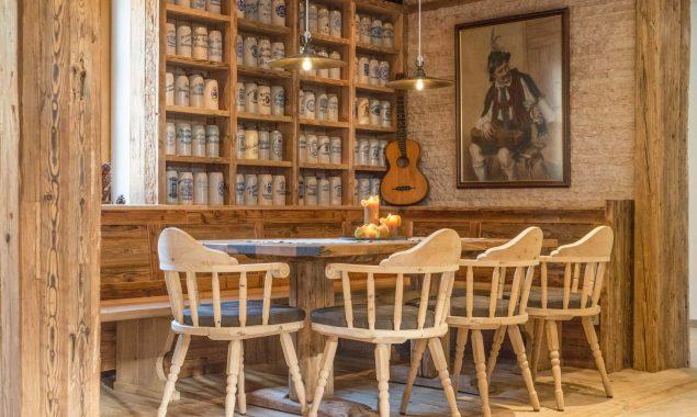 Hotel Restaurant Krüner Stubn Gaststube