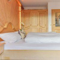 Hotel Restaurant Krüner Stubn Doppelzimmer Bett