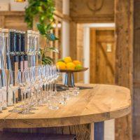 Hotel Restaurant Krüner Stubn Gaststube Getränke