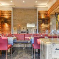 Hotel Restaurant Krüner Stubn Gaststube Nische