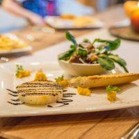 Hotel Restaurant Krüner Stubn Gaststube Speisen